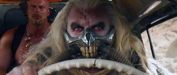 Immortan Joe from Fury Road