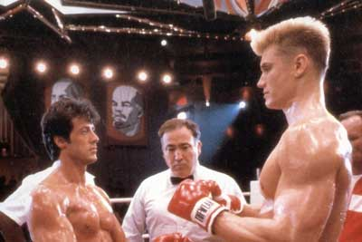 Rocky IV Established82