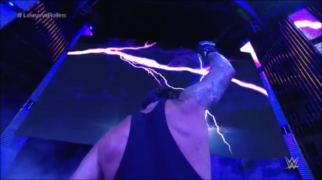 Undertaker 2015 Battleground