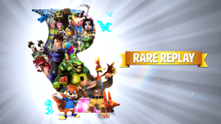 Rare Replay Conker and all