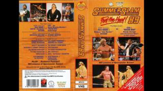 Retro Wrestling Summerslam 1989