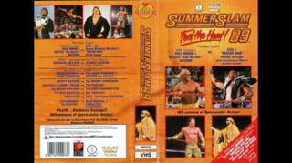 Retro Wrestling Summerslam 1989