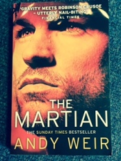 The Martian Andy Weir book