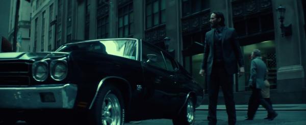 John Wick's Car