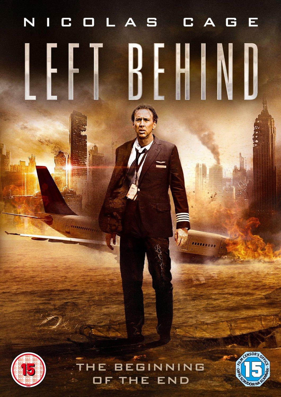 Left Behind Nicholas Cage