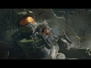 Master Chief Wounded