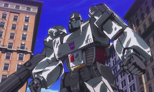 Megatron Generation 1