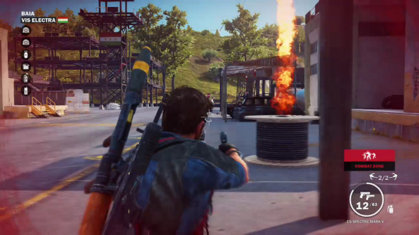 Fuel Tank Just Cause 3