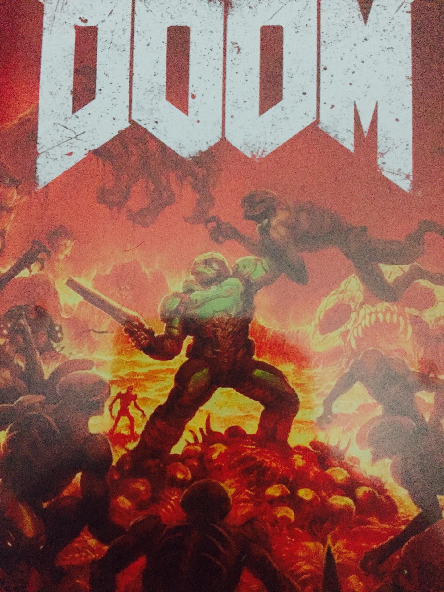 Doom review 2016