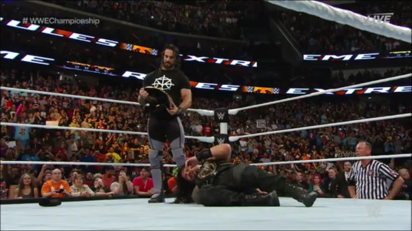 Extreme Rules 2016 Rollins
