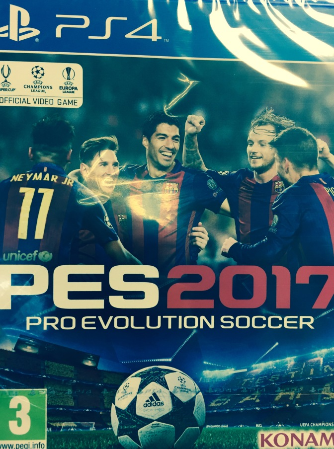 PES 2017 Gameplay Review – Worship At The Ultimate Altar Again