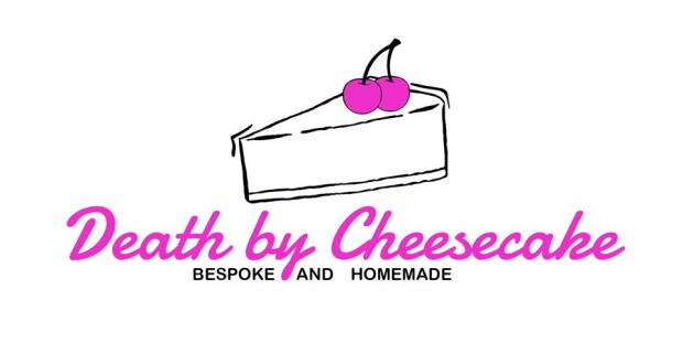 Death By Cheesecake Logo