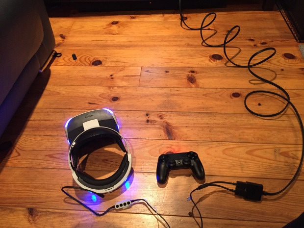 PSVR Wires needed
