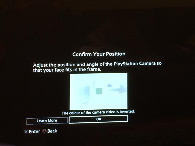 PSVR Screen