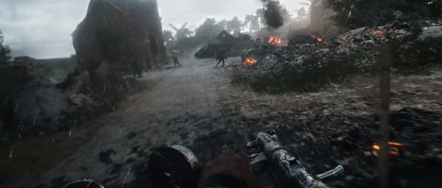 Shot From Battlefield One Campaign