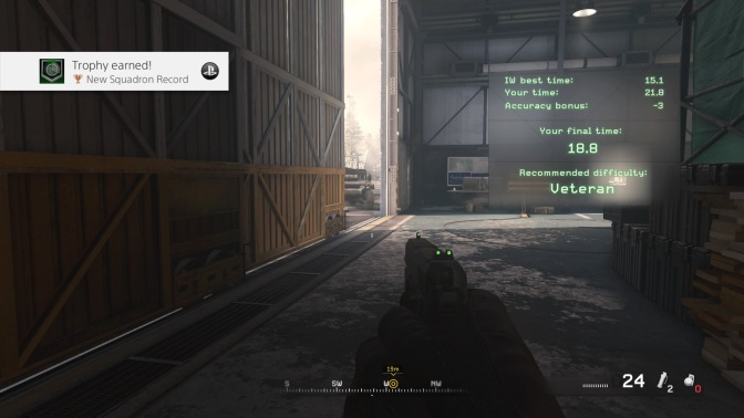 Modern Warfare Remastered Review – Charlie Don't Surf, One Shot One Kill, Heat, No Fighting In the War Room And Mile High Club Remain The Ultimate Challenge On Veteran