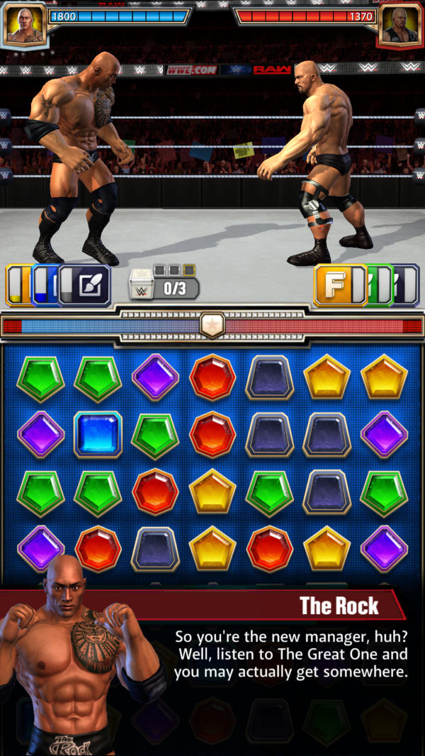 WWE Champions Mobile Game