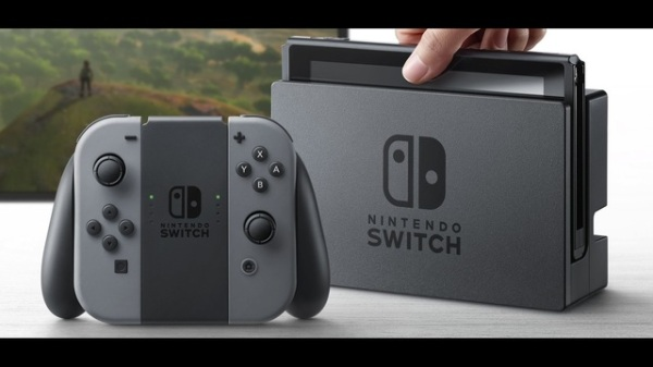 The Nintendo Switch PreOrder