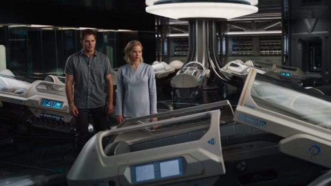 Passengers Review – A Film Full Of 'Why'