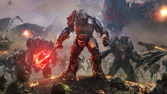 Halo Wars 2 Review – MOBA Elements, Amazing Cutscenes, But More Of The Same Gameplay