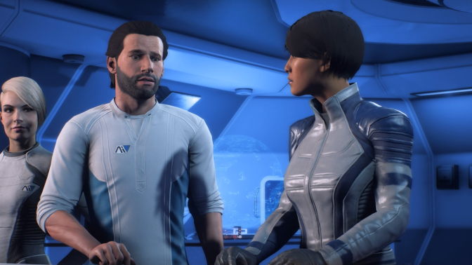 Mass Effect Andromeda – The First Level From Hell And Other Issues