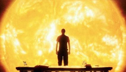 The Sun in Sunshine