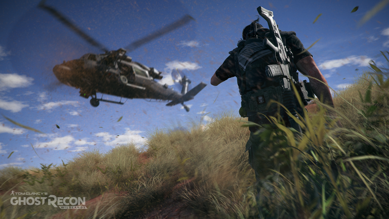 Ghost Recon Wildlands Online
