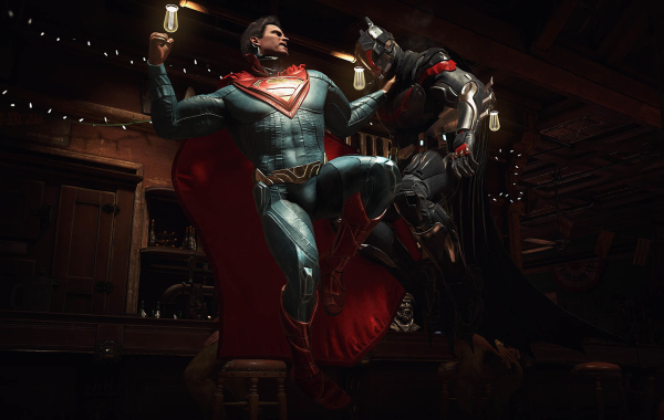 Superman Injustice 2