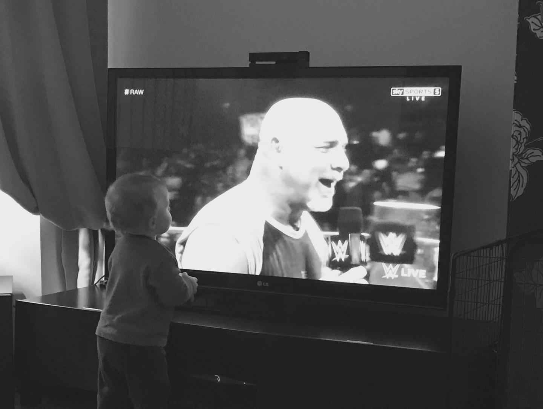 Goldberg and WWE