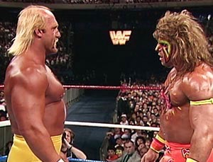 Hogan vs The Warrior