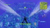 Skydiving in Battle Royale