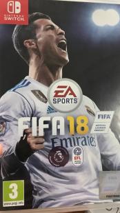 FIFA 18 Switch Box