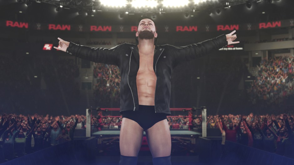WWE2K18 REVIEW - LOADING TIMES