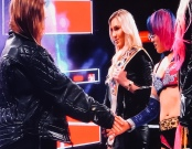 Asuka Refuses Rousey