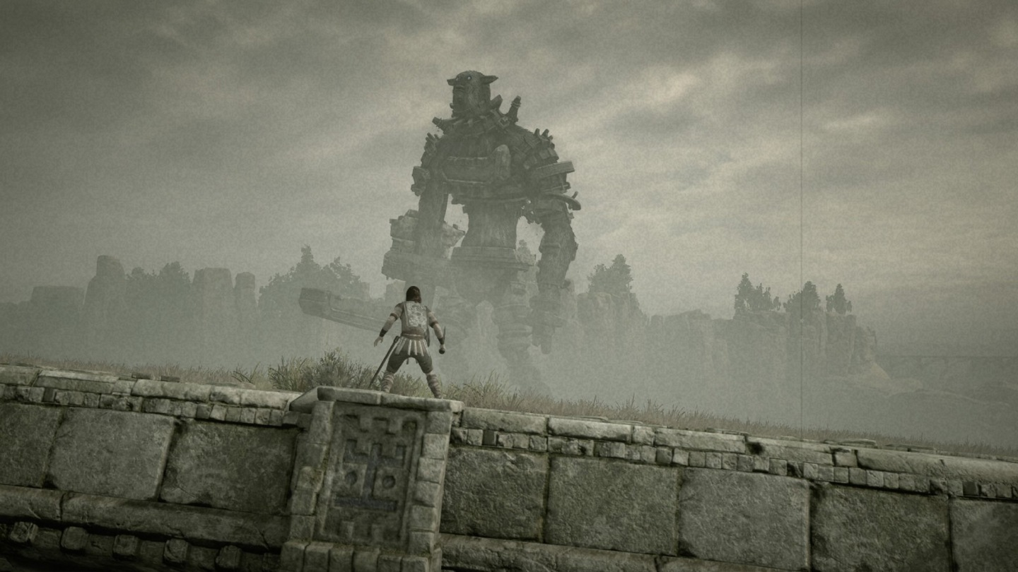 Facing The Third Colossus
