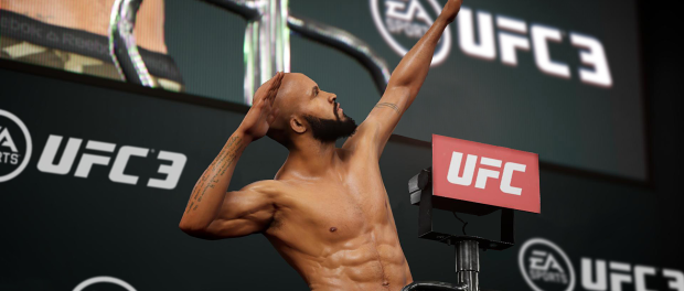 The Weigh-in In UFC 3