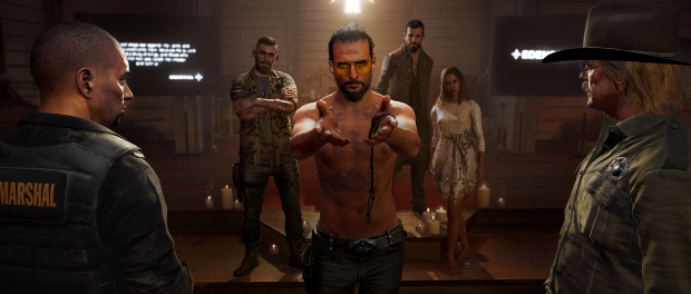 The Preacher Far Cry 5