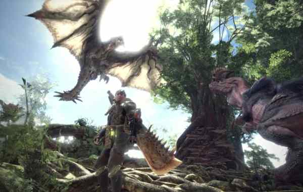Monster Hunter Is Over