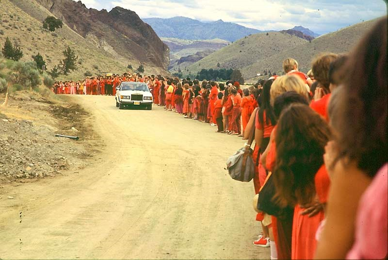 Osho And His Followers