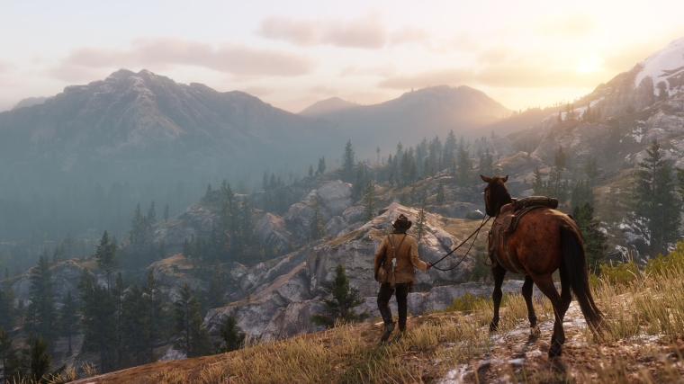 RDR2 You and your horse