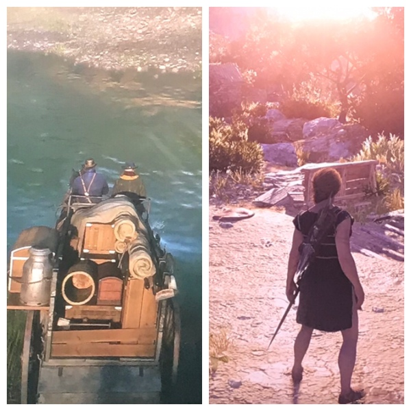 RDR2 Vs Assassins Creed Odyssey