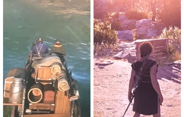RDR2 Vs Assassins Creed Odyssey