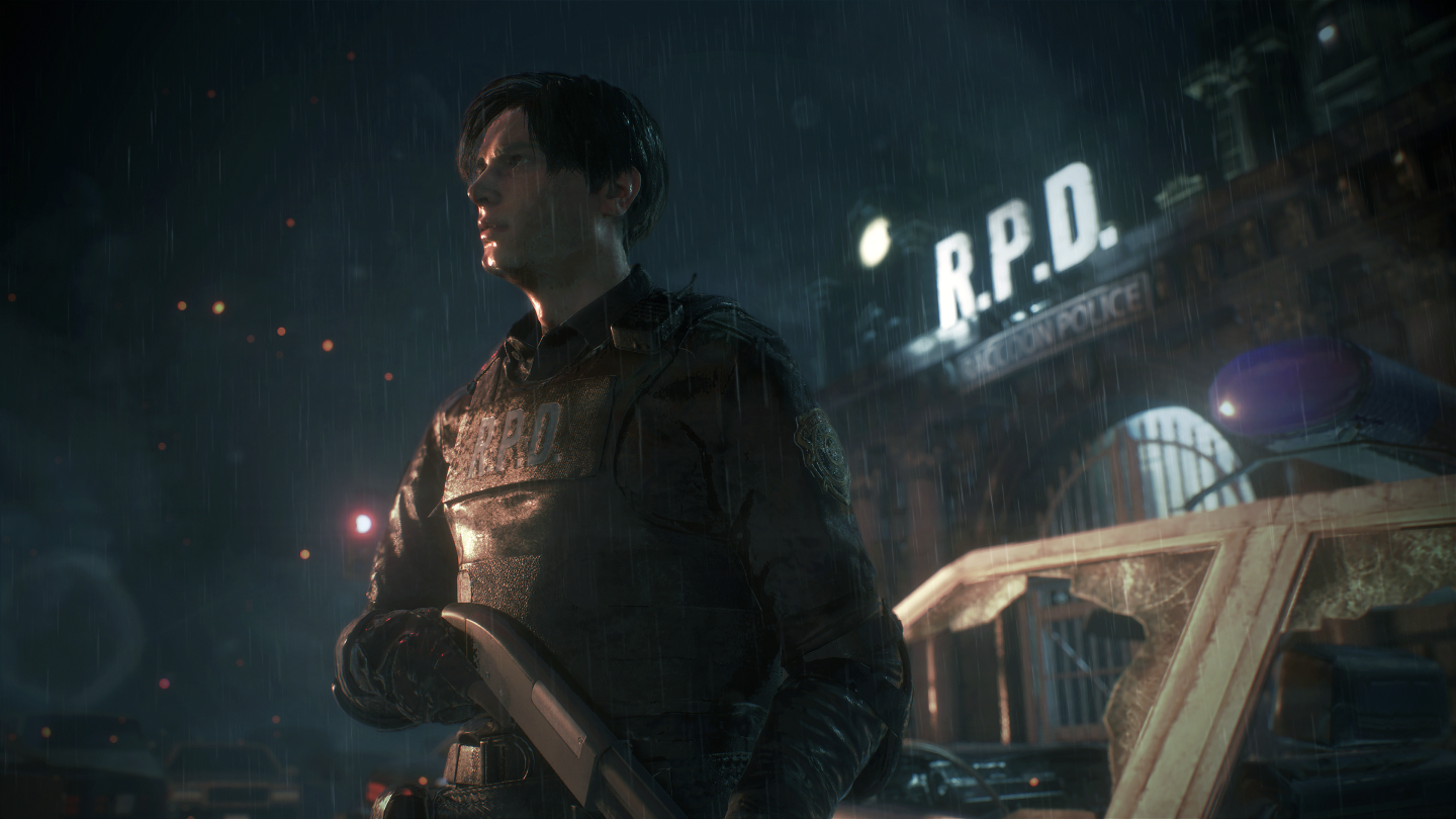 RE2 Remake PS4