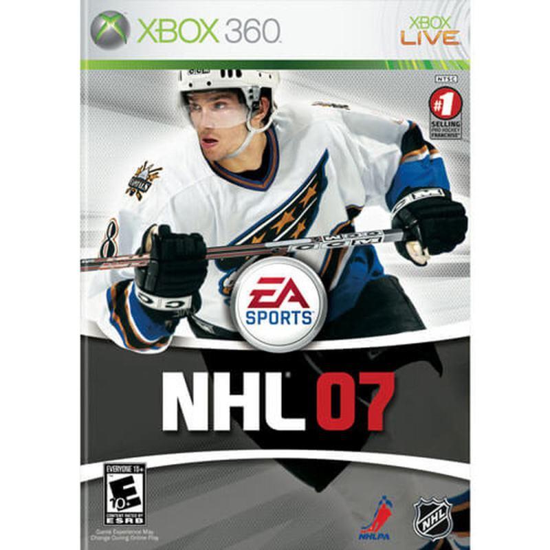 NHL 07 360