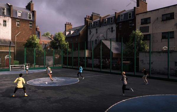 FIFA STREET IN FIFA 20