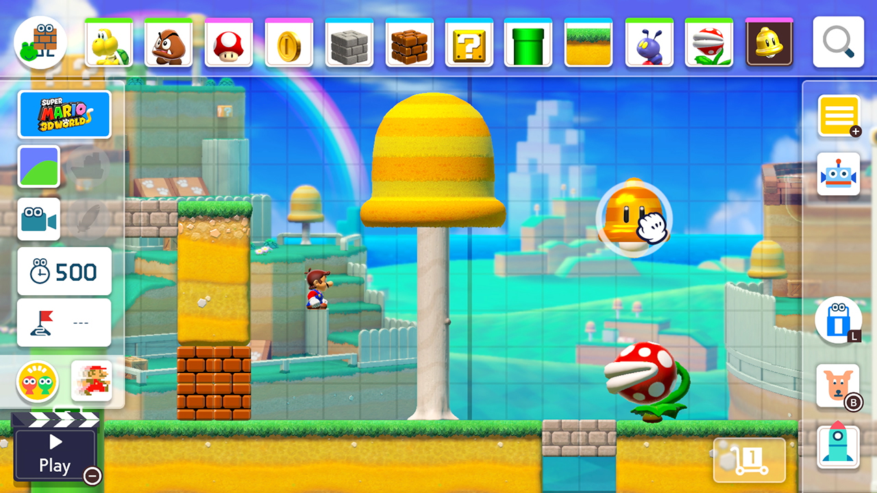 Mario Maker 2 is a masterpiece