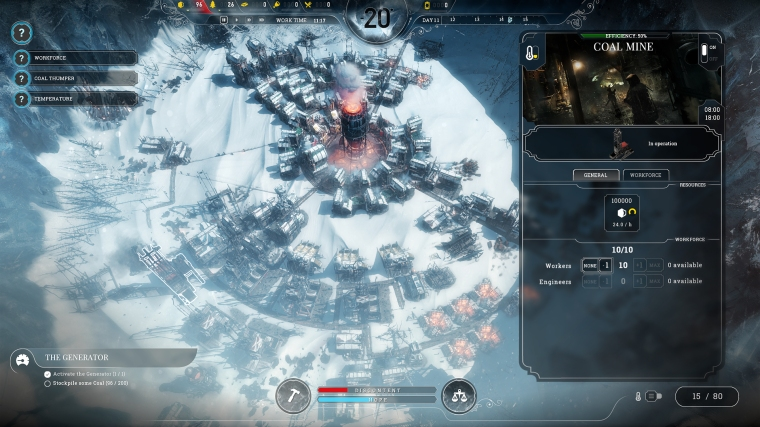 Frostpunk On PS4