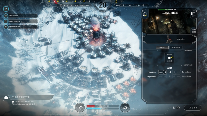 Frostpunk On PS4