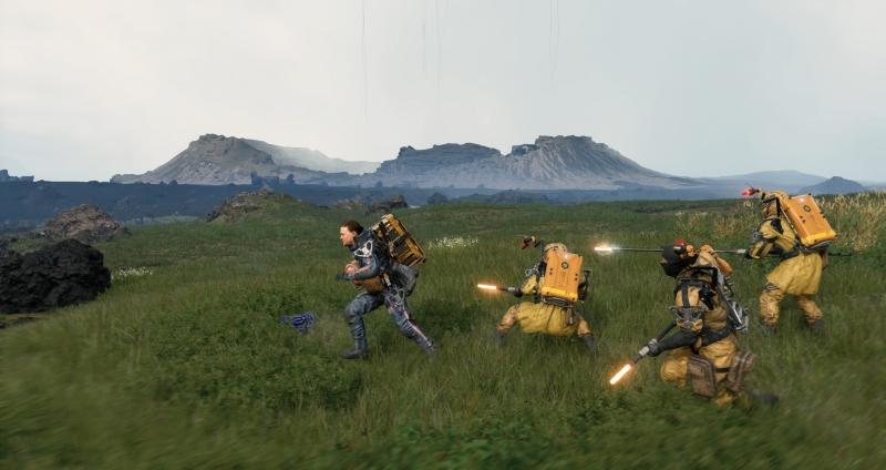 A mule attack