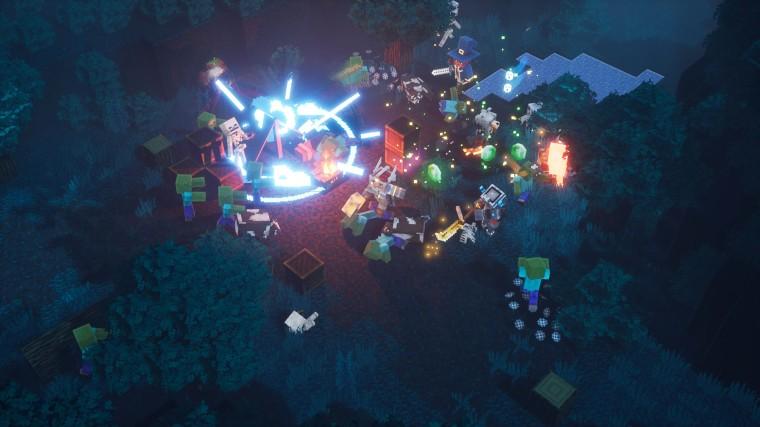 Minecraft Dungeons Crowd Control